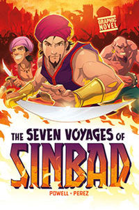 Arabian Nights: The Seven Voyages of Sinbad