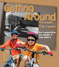 History in Living Memory: Getting Around through the Years