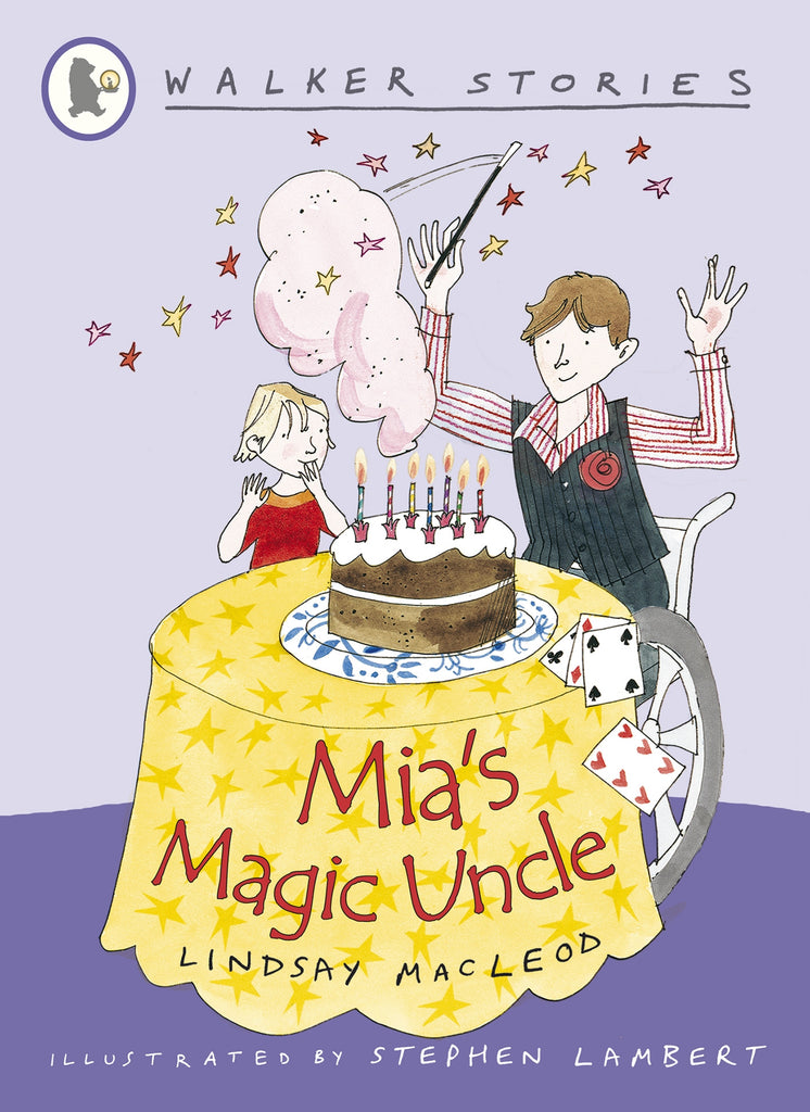 Mia's Magic Uncle