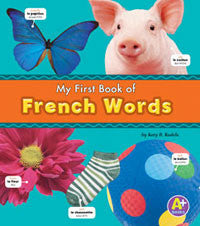 Bilingual Picture Dictionaries: My First Book of French Words