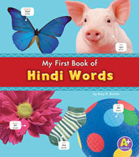 Bilingual Picture Dictionaries: My First Book of Hindi Words