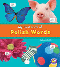 Bilingual Picture Dictionaries: My First Book of Polish Words