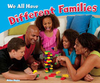 Celebrating Differences: We All Have Different Families