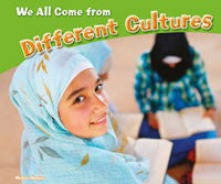 Celebrating Differences: We All come from Different Cultures
