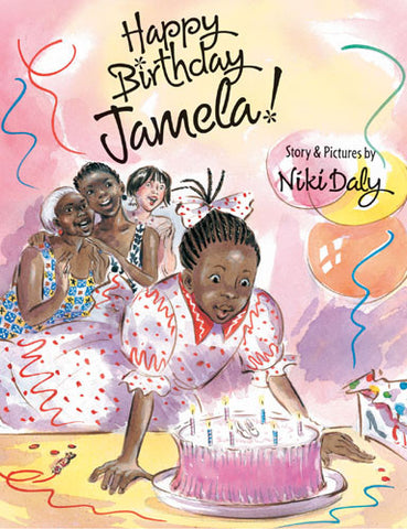Happy Birthday Jamela