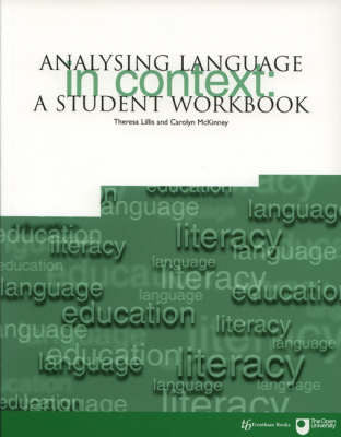Analysing Language in Context