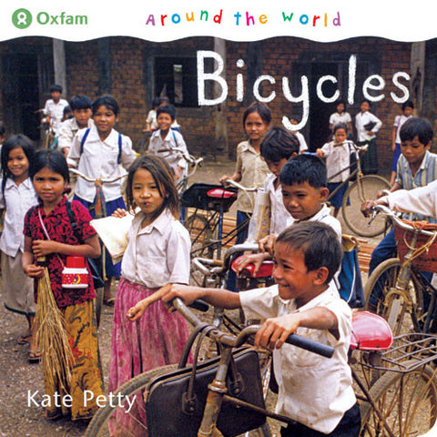 Around the World: Bicycles