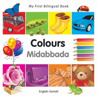 My First Bilingual Book Colors