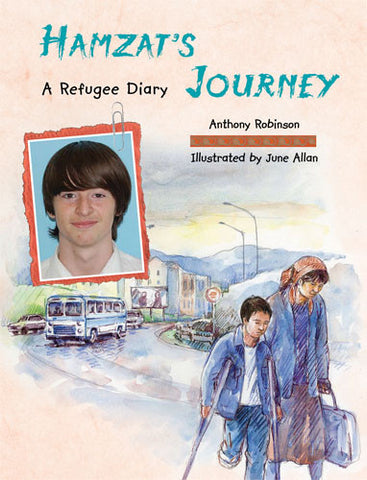 Hamzat's Journey: A Refugee Diary