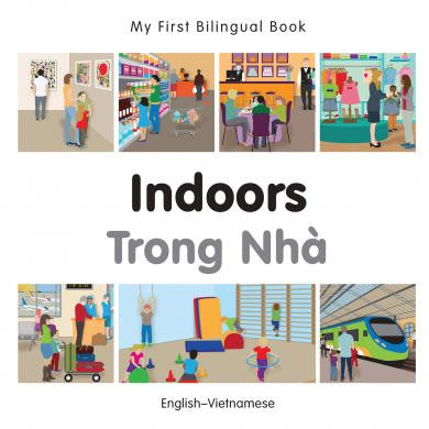 My First Bilingual Book Indoors