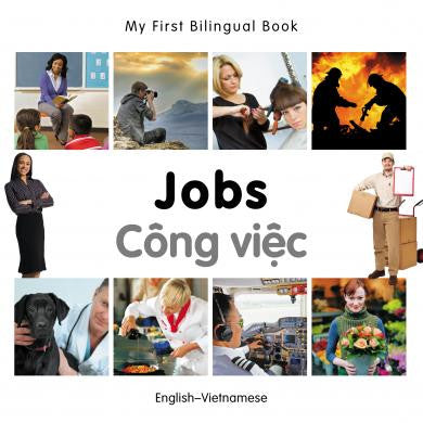 My First Bilingual Book Jobs