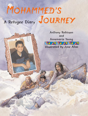 Mohammad's Journey: A Refugee Diary