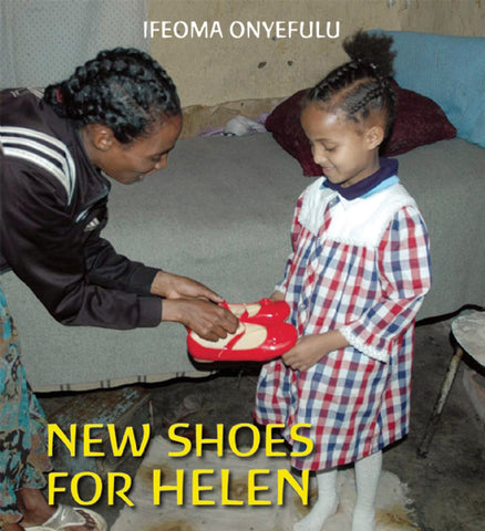 First Experiences: New Shoes for Helen
