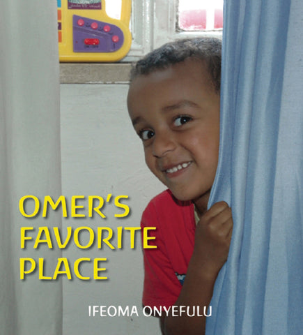First Experiences: Omer's Favourite Place