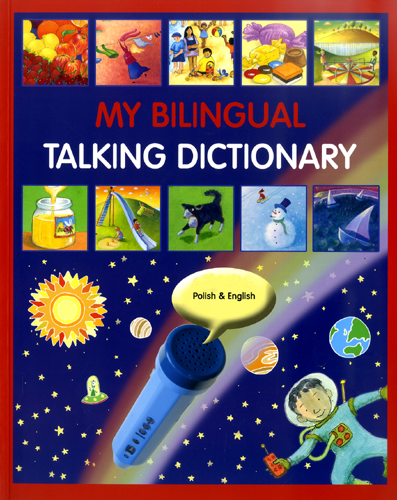 My Bilingual Talking Dictionary English and Panjabi