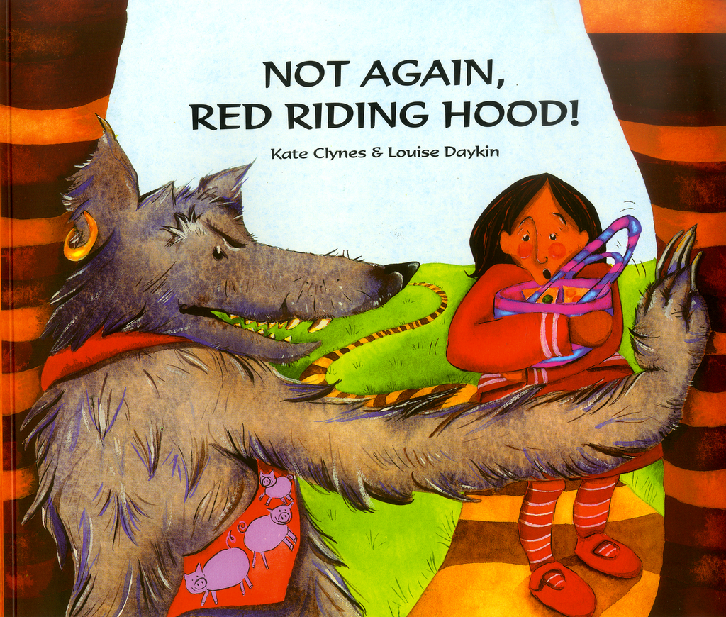 Not Again, Red Riding Hood!
