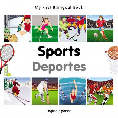 My First Bilingual Book Sports