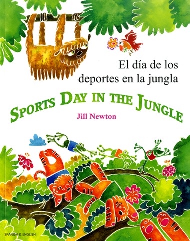 Sports Day in the Jungle