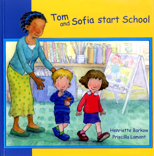 Tom and Sofia Start School