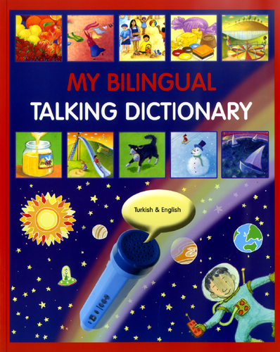 My Bilingual Talking Dictionary English and Turkish