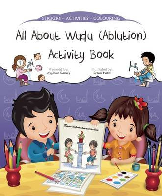 All About Wudu (Ablution) Activity Book