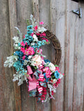 Newport Cottage Wreath