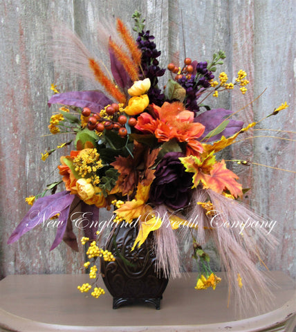 Vermont Countryside Floral Arrangement