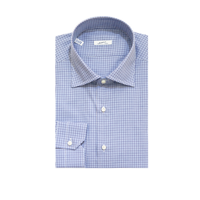 Mattabisch Cotton Shirt (Blue)