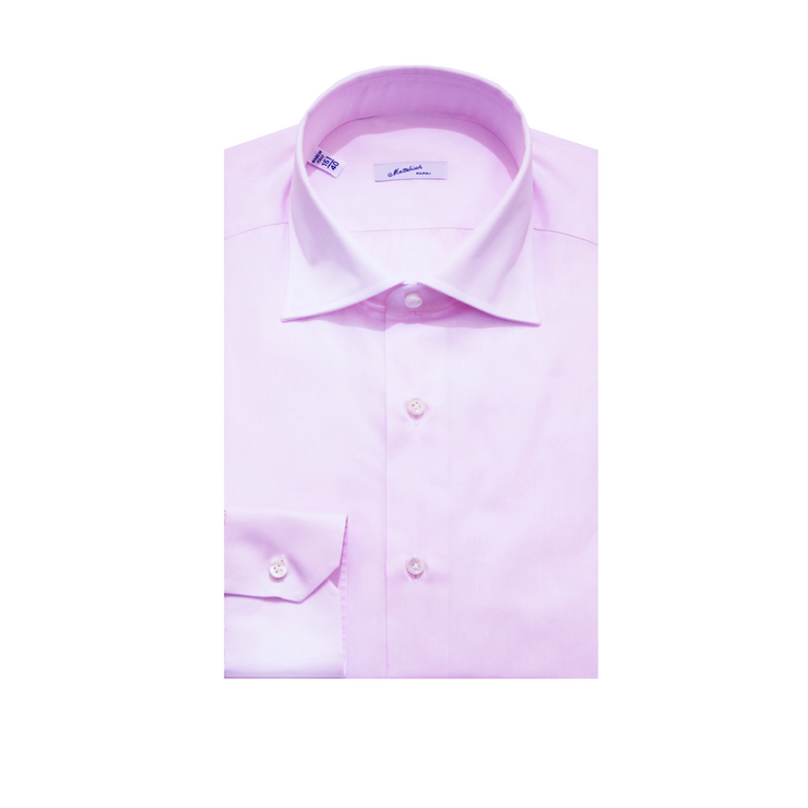 Mattabisch Cotton Shirt (Pink)