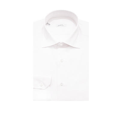 Mattabisch Cotton Shirt in White