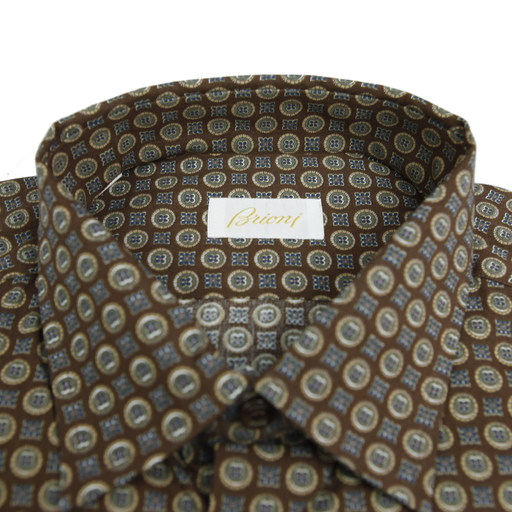 Brioni Cotton Shirt