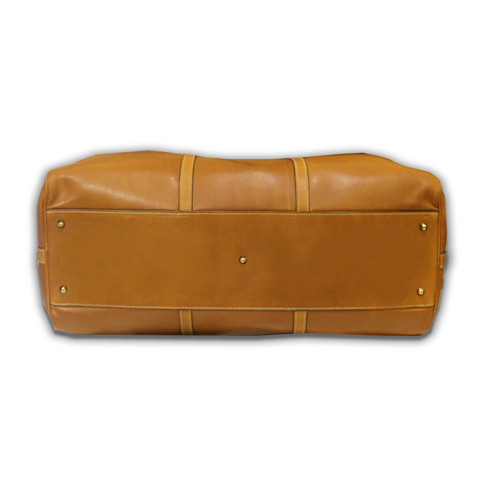 KITON LEATHER BAG (L)