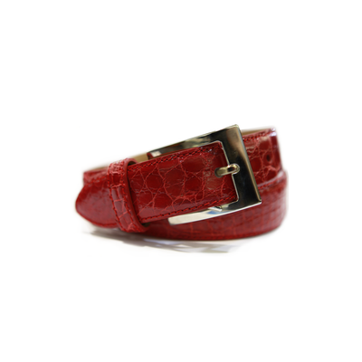 (Adjustable) DiStefano Alligator Belt