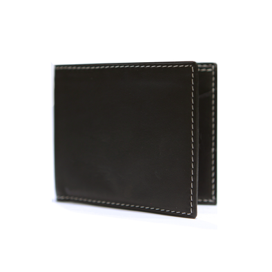 KITON NAPOLI LEATHER WALLET (SMALL)