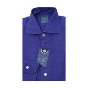 Dandy Life Twill Flannel Shirt - Violet