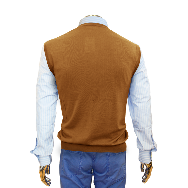 Brioni Wool Sweater Vest