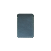 KITON NAPOLI LEATHER WALLET (TEAL)