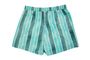 Kiton - Stripped Swim Trunk