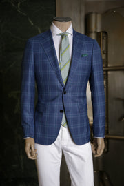 Carlo Barbera Super 140s Wool Sport Jacket