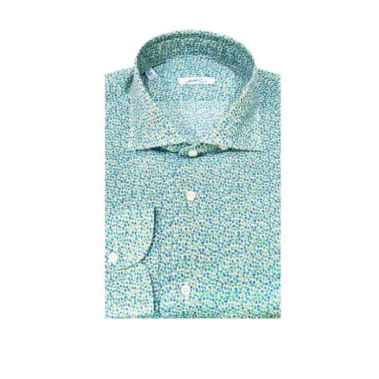 Mattabisch Cotton Shirt (Green)