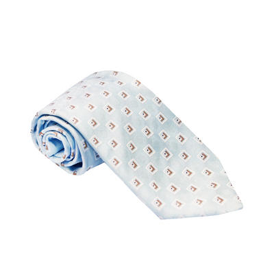(Seven Fold) Pal Zileri Men's Silk Ties