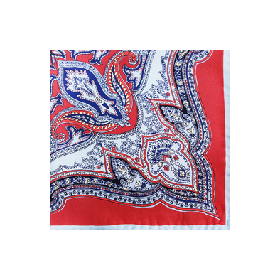Silk Pocket Square (Medium)