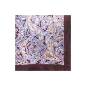 Silk Pocket Square (Large)