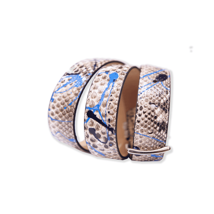High Class Python Belt for Women