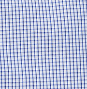 Classic Check Dress Shirt - Blue
