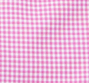 Classic Check Dress Shirt - Pink