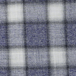 Dandy Life Checkered Flannel Shirt - Blue