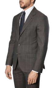 Brunello Cucinelli - Window Pain Suit