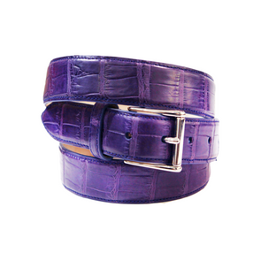 (Adjustable) Tardini Alligator Belt