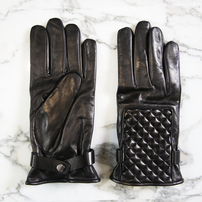 Mario Portolano Wool Gloves